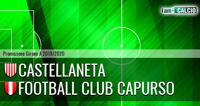Castellaneta - Football Club Capurso