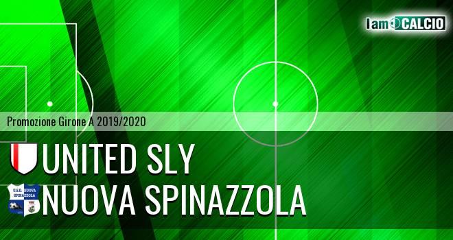 United Sly - Nuova Spinazzola