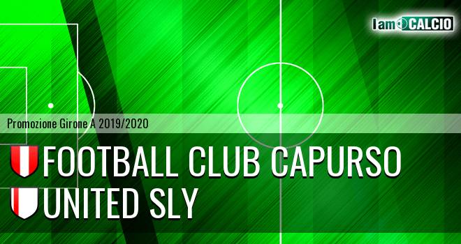 Football Club Capurso - United Sly Trani