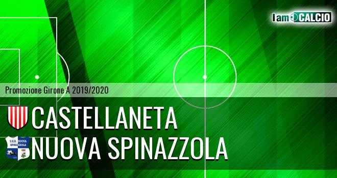 Castellaneta - Nuova Spinazzola