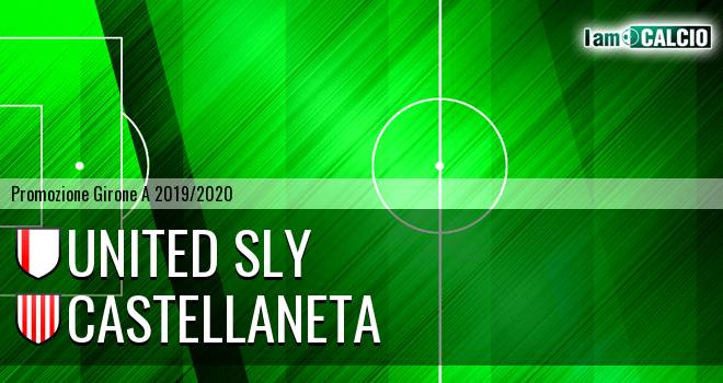 United Sly - Castellaneta