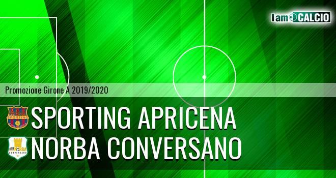 Sporting Apricena - Norba Conversano