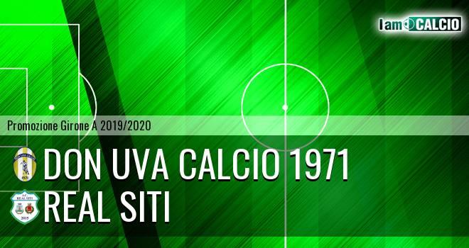 Don Uva Calcio 1971 - Real Siti