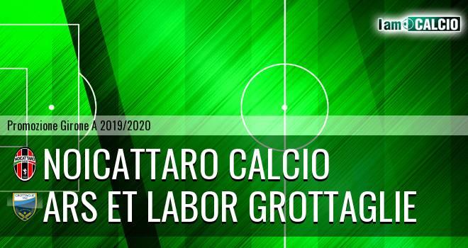 Noicattaro Calcio - Ars et Labor Grottaglie