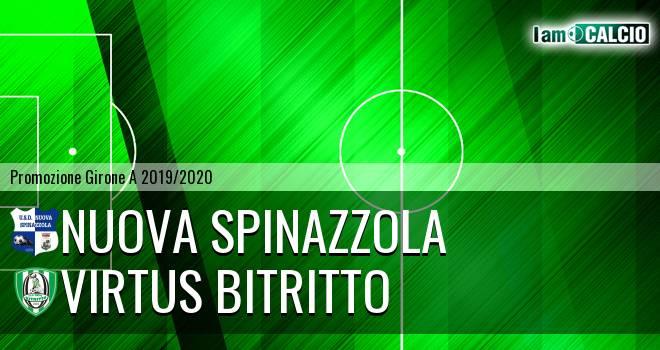Nuova Spinazzola - Vigor Bitritto