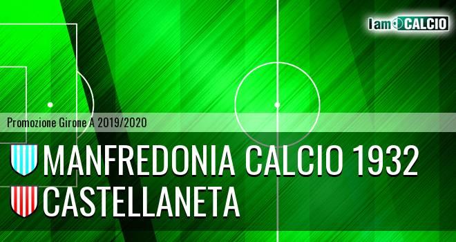 Manfredonia Calcio 1932 - Castellaneta
