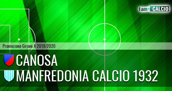 Canosa - Manfredonia Calcio 1932