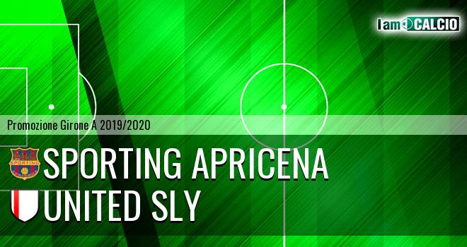 Sporting Apricena - United Sly