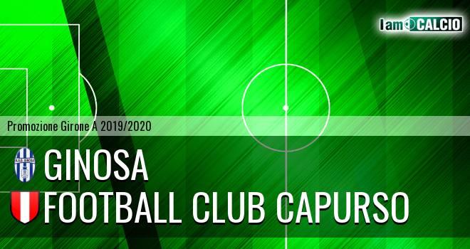 Ginosa - Football Club Capurso