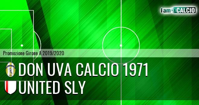 Don Uva Calcio 1971 - United Sly