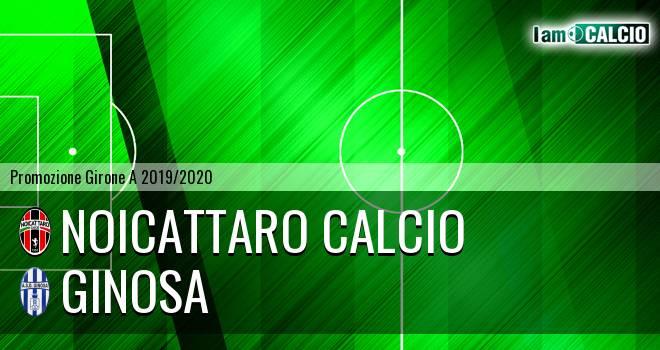 Noicattaro Calcio - Ginosa