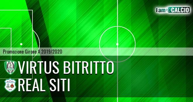 Vigor Bitritto - Real Siti