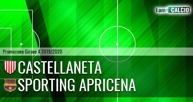 Castellaneta - Sporting Apricena