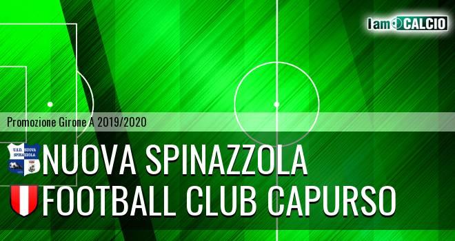 Nuova Spinazzola - Football Club Capurso