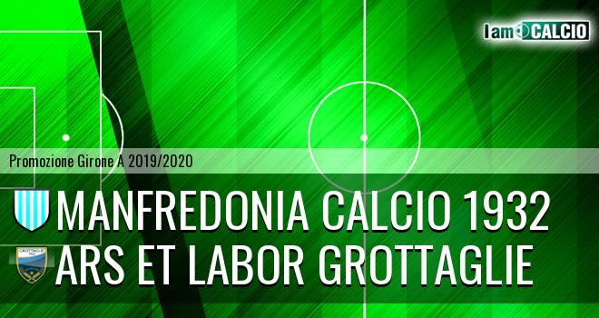 Manfredonia Calcio 1932 - Ars et Labor Grottaglie