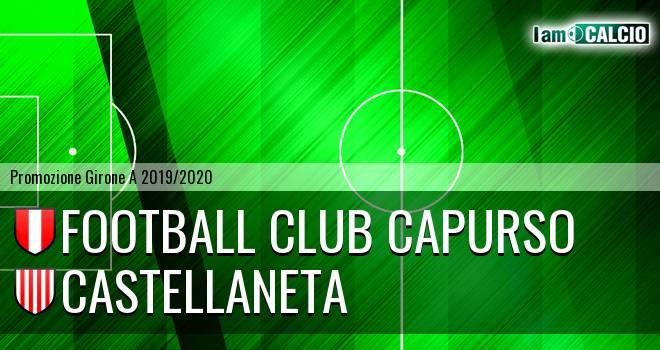 Football Club Capurso - Castellaneta