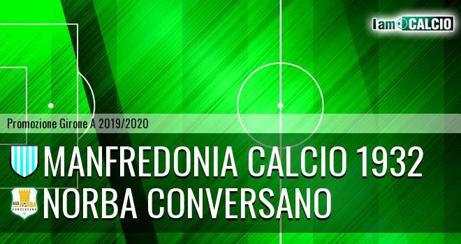 Manfredonia Calcio 1932 - Bitritto Norba