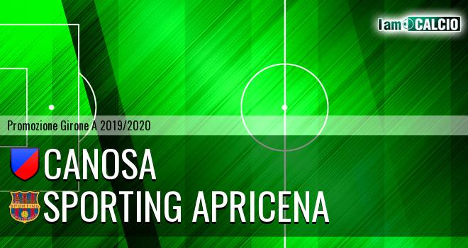Canosa - Sporting Apricena