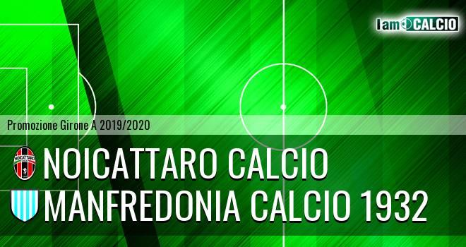 Noicattaro Calcio - Manfredonia Calcio 1932