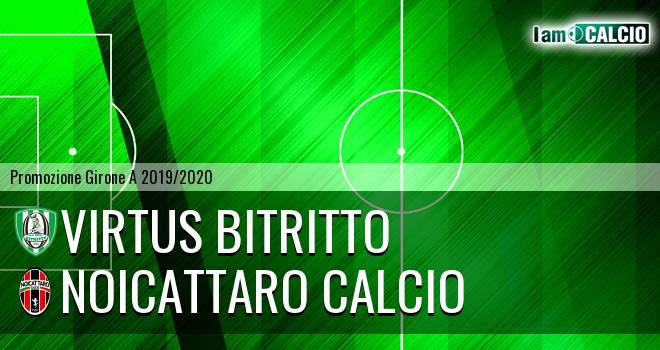 Vigor Bitritto - Noicattaro Calcio