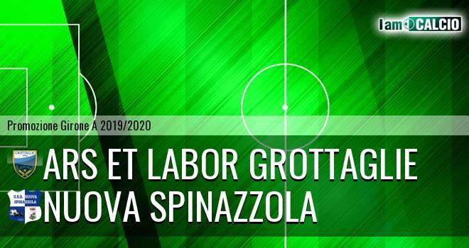 Ars et Labor Grottaglie - Nuova Spinazzola