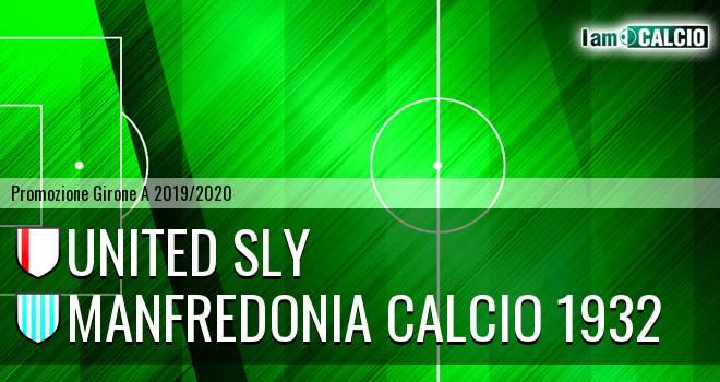 United Sly - Manfredonia Calcio 1932