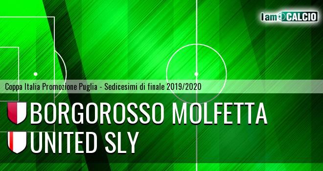 Borgorosso Molfetta - United Sly