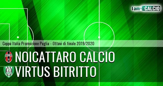 Noicattaro Calcio - Vigor Bitritto