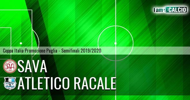 Sava - Atletico Racale