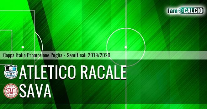 Atletico Racale - Sava