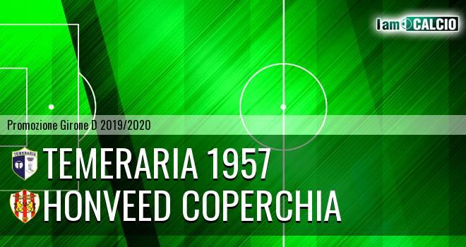Temeraria 1957 - Honveed Coperchia
