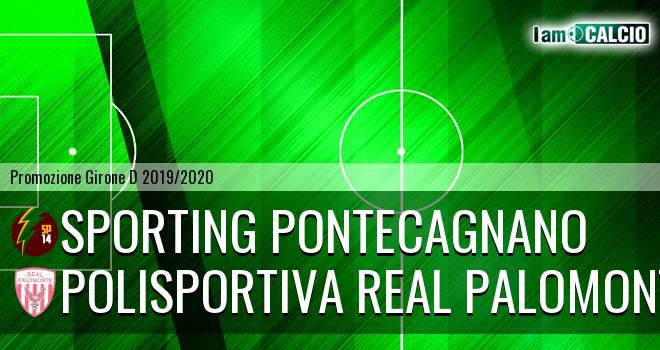 Sporting Pontecagnano - Polisportiva Real Palomonte