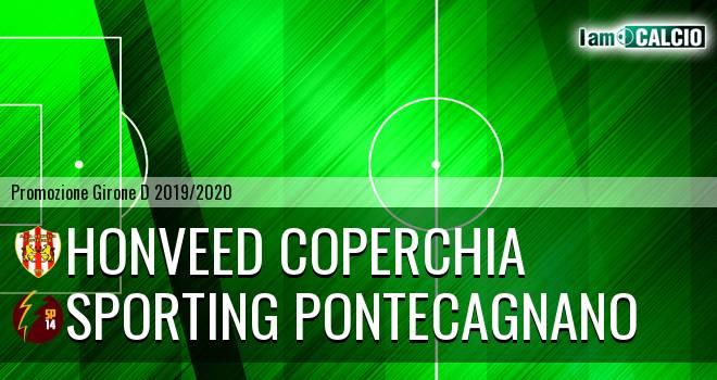 Honveed Coperchia - Sporting Pontecagnano