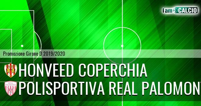 Honveed Coperchia - Polisportiva Real Palomonte
