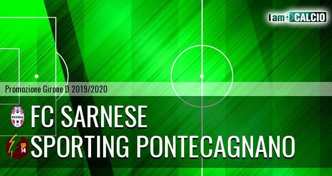 FC Sarnese - Sporting Pontecagnano