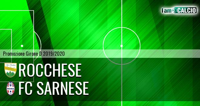 Rocchese - FC Sarnese