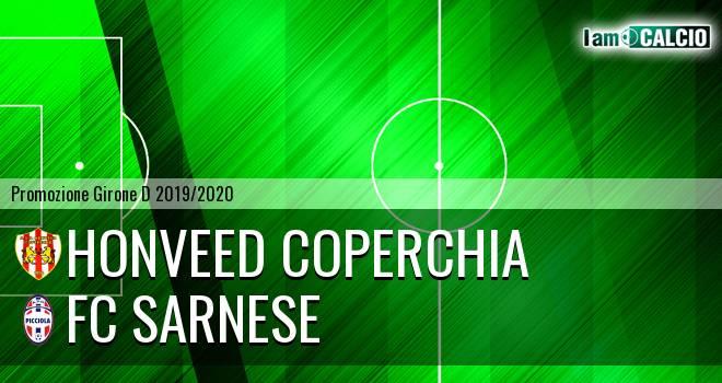 Honveed Coperchia - FC Sarnese