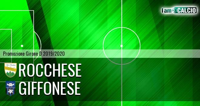 Rocchese - Giffonese