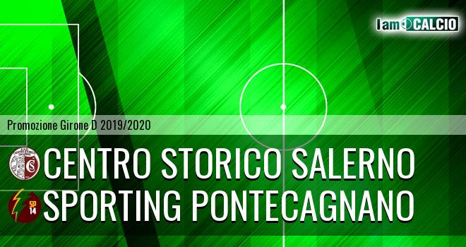 Centro Storico Salerno - Sporting Pontecagnano