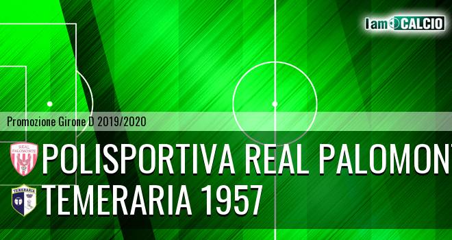Polisportiva Real Palomonte - Temeraria 1957