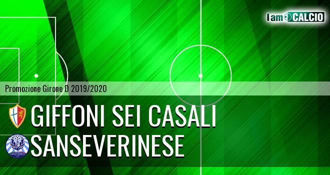 Giffoni Sei Casali - Sanseverinese