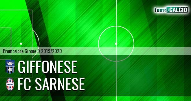 Giffonese - FC Sarnese