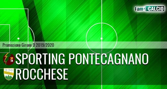 Sporting Pontecagnano - Rocchese