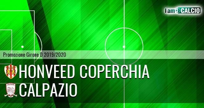 Honveed Coperchia - Calpazio