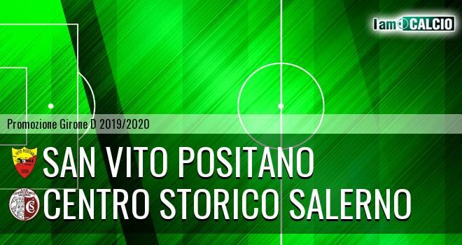 San Vito Positano - Centro Storico Salerno
