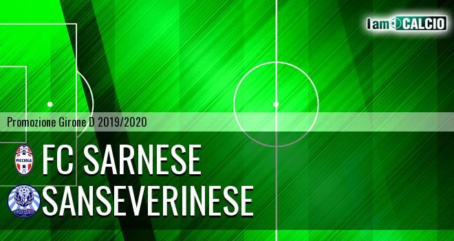 FC Sarnese - Sanseverinese