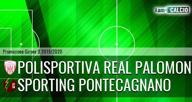 Polisportiva Real Palomonte - Sporting Pontecagnano