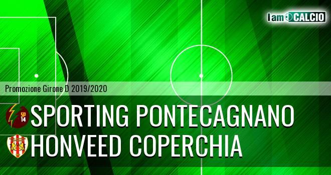 Sporting Pontecagnano - Honveed Coperchia