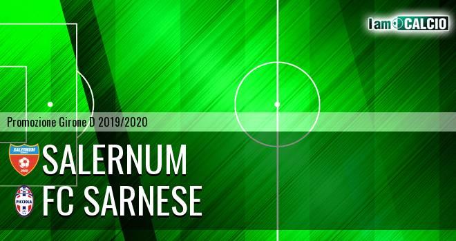 Salernum - FC Sarnese