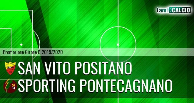San Vito Positano - Sporting Pontecagnano